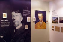 Boch & Van Gogh exhibition design