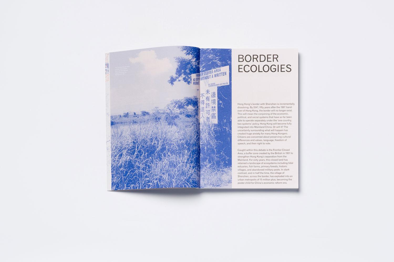 Border Ecologies Hong Kong Mainland Frontiers