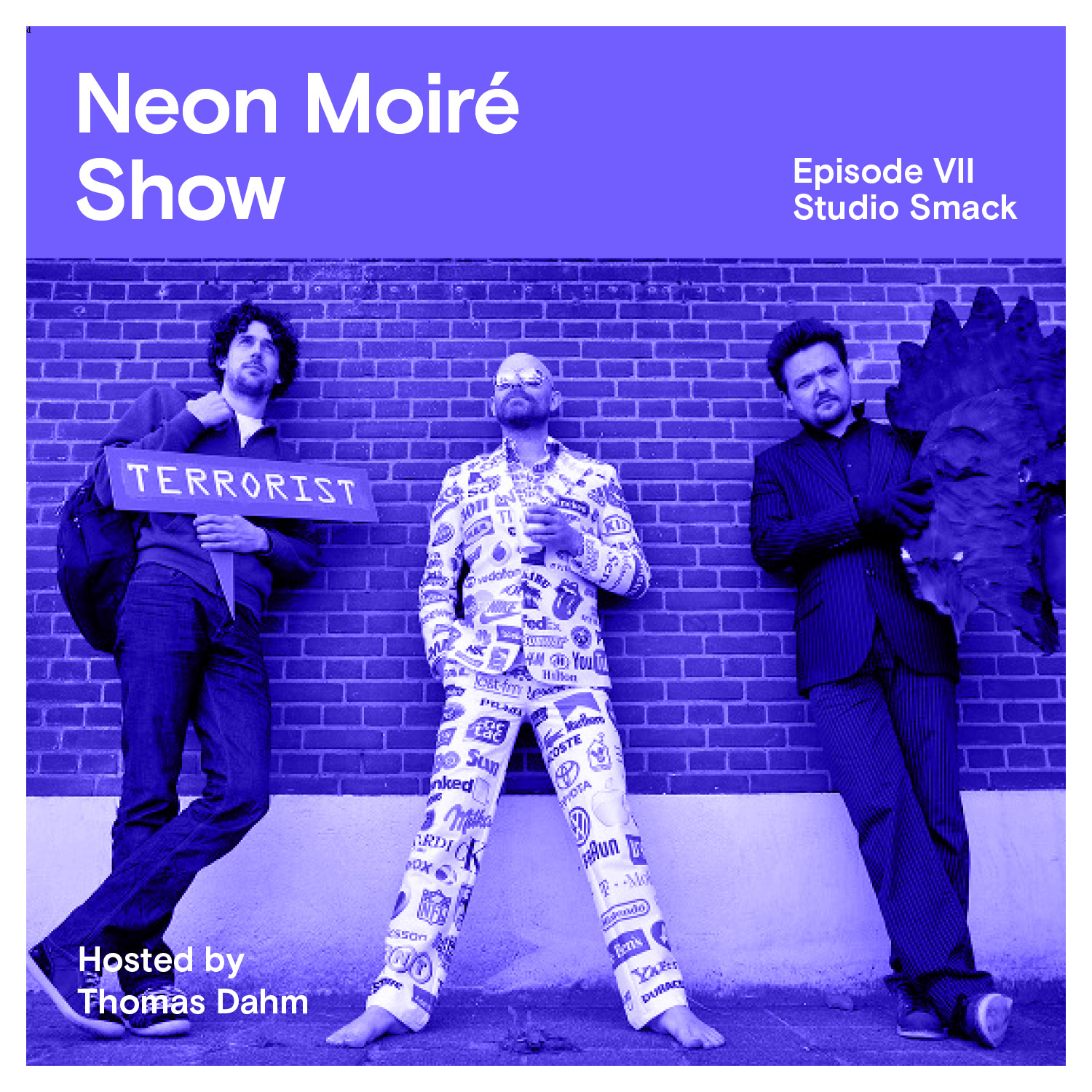 Neon Moiré Show with Studio Smack