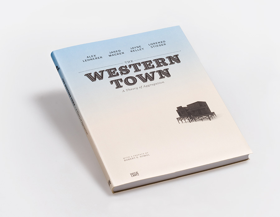 The Western Town – A Theory of Aggregation